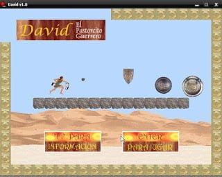 Juego Biblico Para Ninos David Recursos Biblicos