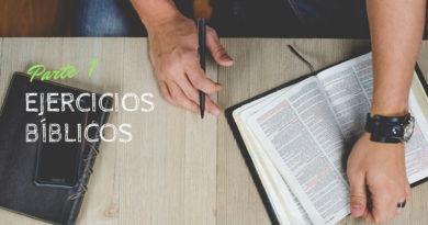 Juegos Y Ejercicios Biblicos Recursos Biblicos
