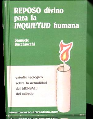 Libro: Reposo Divino para la Inquietud Humana