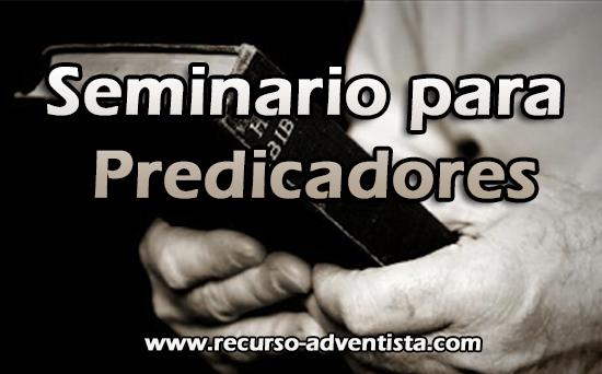 Seminario para Predicadores - PowerPoint