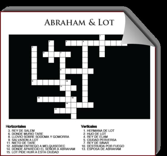 Crucigramas Bíblicos Juegos Recursos Bíblicos