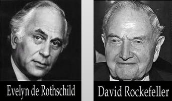 Rothschild y Rockefeller