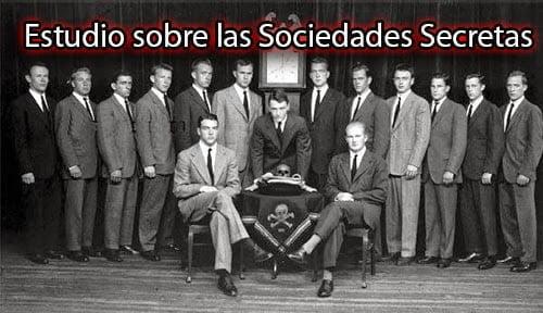 Estudio sobre las Sociedades Secretas