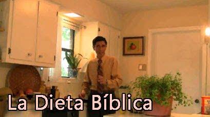 La Dieta Bíblica