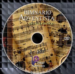 Nuevo Himnario Adventista para Reproductor DVD con Paisajes