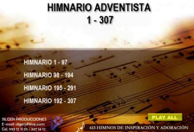 Himnario Adventista DVD