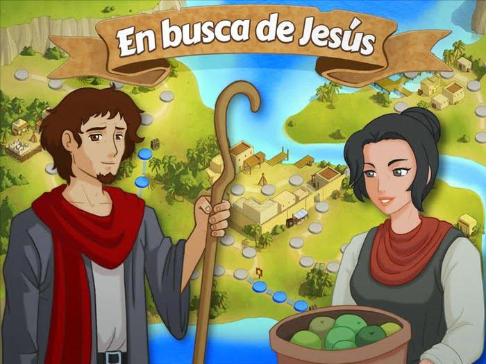 En Busca De Jesus Juego Cristiano Para Ios Y Android Recursos
