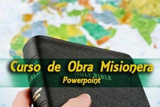 Curso de Obra Misionera en Powerpoint