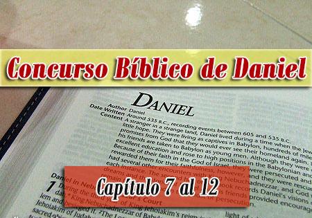 Concurso Bíblico del Libro de Daniel | Power Point
