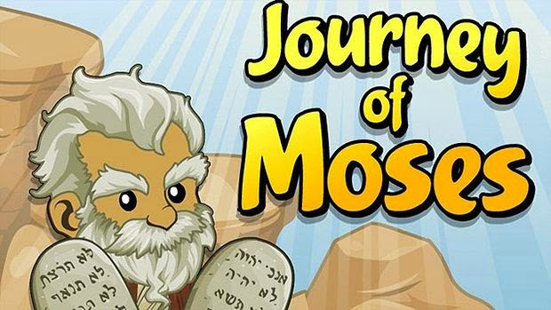El Viaje de Moisés | Juego Social para Facebook