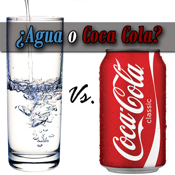 ¿Agua o Coca Cola? | Documental