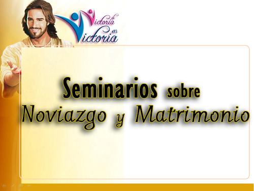 Seminarios sobre Noviazgo y Matrimonio