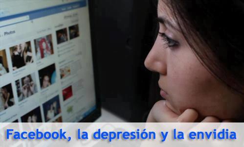 Facebook, la depresión y la envidia