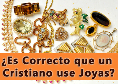 ¿Es Correcto que un Cristiano use Joyas?