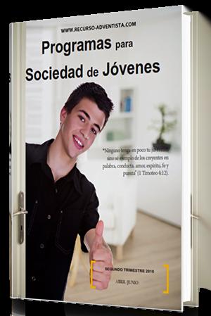 Programas para Sociedad de Jóvenes | Segundo Trimestre 2016