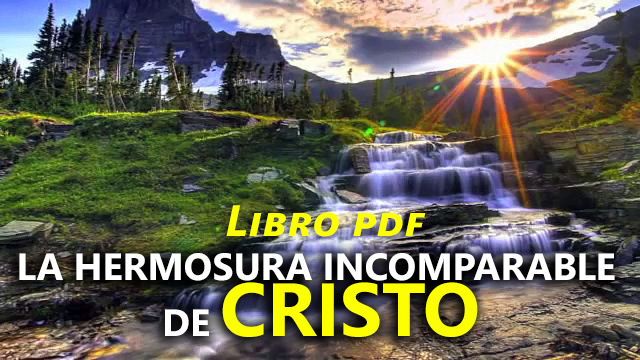 La Hermosura Incomparable de Cristo - Libro PDF