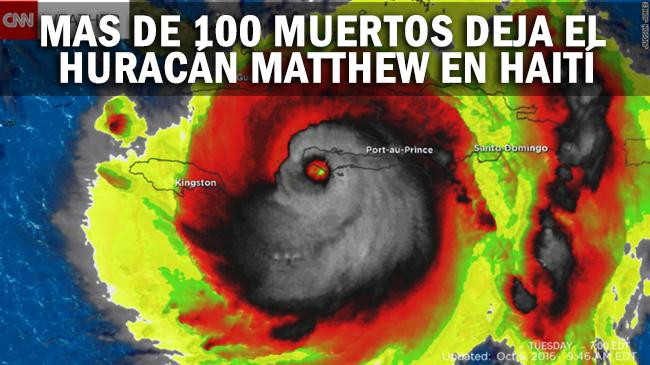 mas-de-100-muertos-deja-el-huracan-matthew-en-haiti