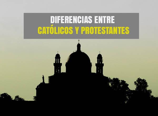 Matrimonio Catolico Y Protestante : Por qué los templos protestantes y los católicos son tan distintos