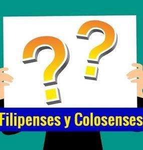 Preguntas bíblicas sobre Filipenses y Colosenses