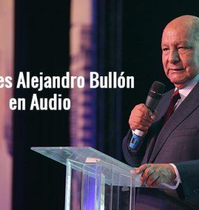 Sermones Alejandro Bullón en Audio