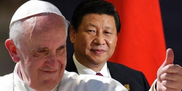 China y Vaticano