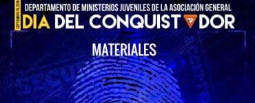 Día del Conquistador 2018 - Materiales