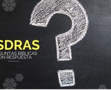 Preguntas bíblicas con respuesta del libro de Esdras