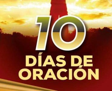 10 días de Oración 2019