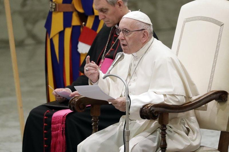 Papa impulsará la unidad con Musulmanes