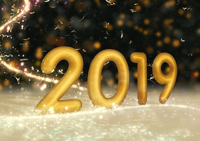 Reflexión de fin de año, Feliz 2019
