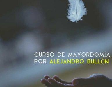 Curso de mayordomía por Alejandro Bullón