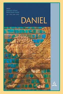 """Lección PRIMER trimestre de 2020: """"Daniel"""""""
