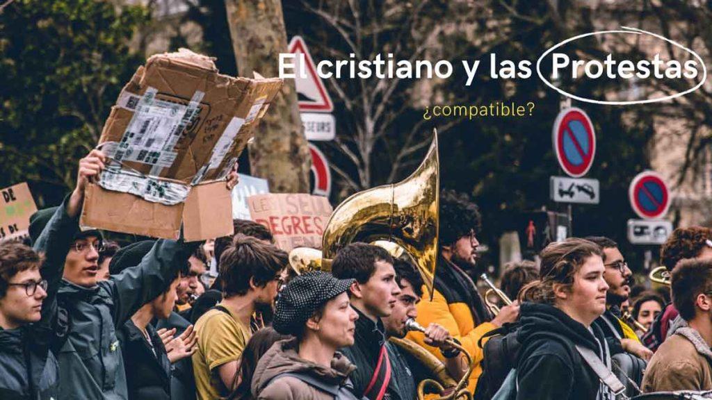 El Cristiano y las Protestas