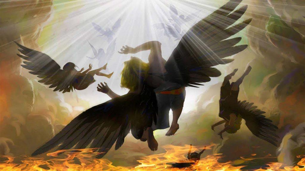Los ángeles caídos