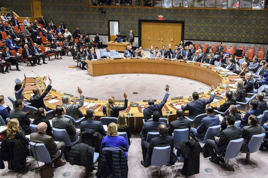 Consejo de Seguridad de la Organización de las Naciones Unidas